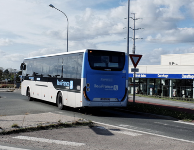 Keolis Wins Contracts for Bus Networks in Paris ÎLe-de-France Region