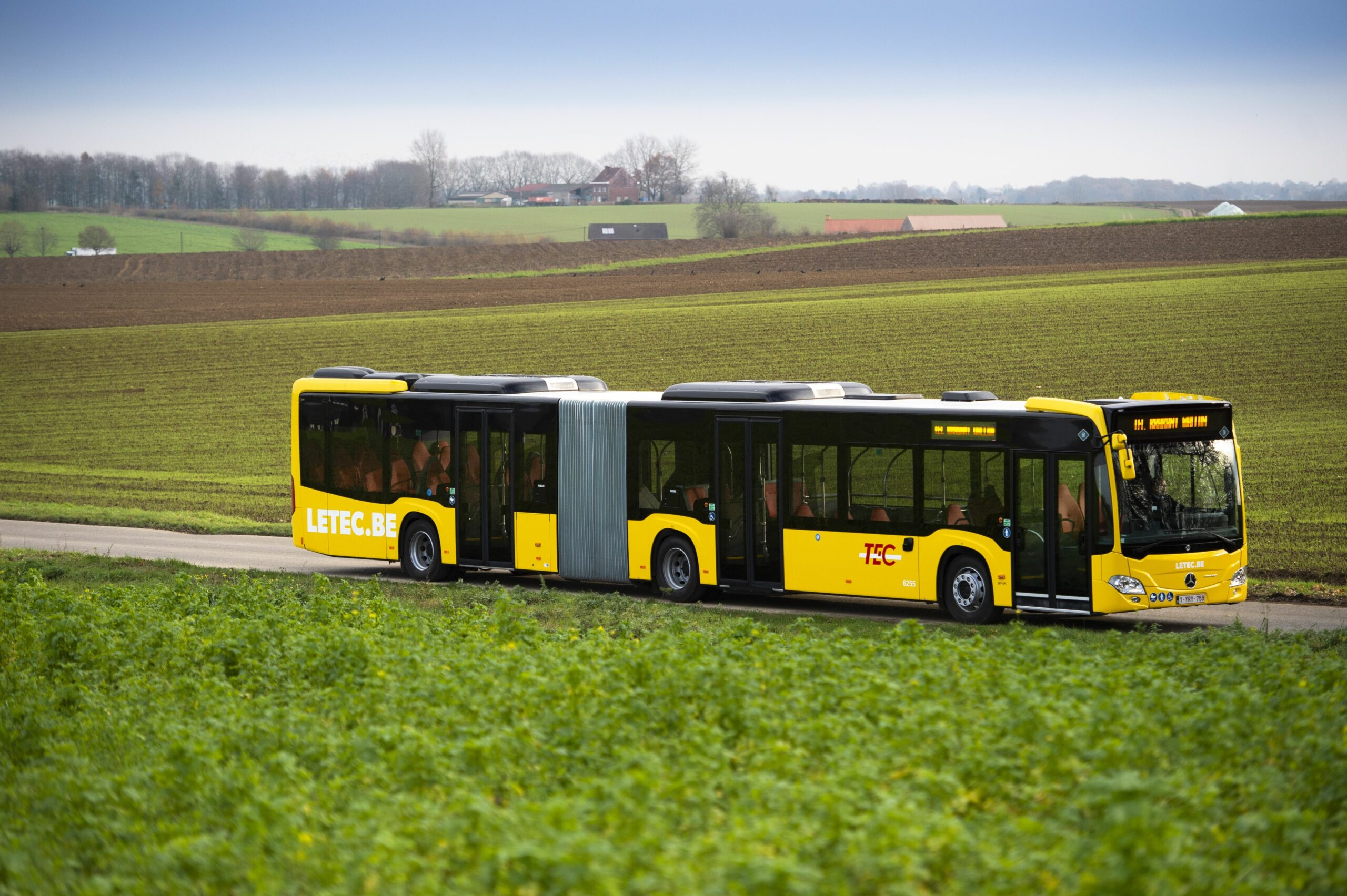 Mercedes-Benz Belgium Citaro G TEC Group