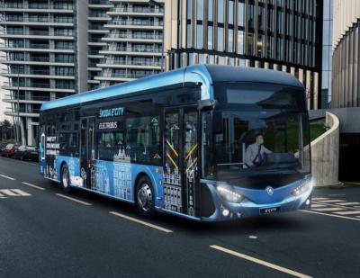 New Škoda Transportation Electric Buses Are Heading to Prague