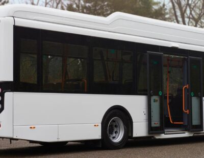 VDL Bus & Coach Delivers 12 Electric Citeas to Germany