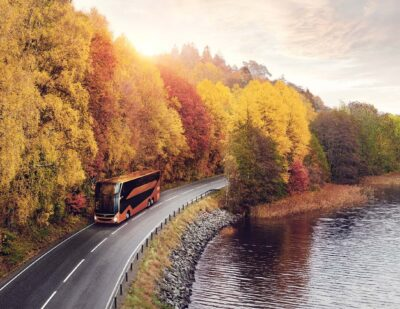 Volvo Buses: 22 New Double-Deckers for Gothenburg to Borås Route