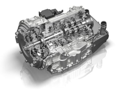 ZF Upgrades EcoLife Transmission Software on New York Bus Fleet