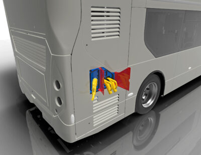 New Charging Options for BYD ADL Electric Buses