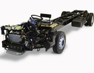 Daimler Buses Launches Bus Chassis for Brazilian Market