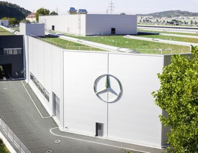 Mercedes-Benz to Produce Lithium-Ion Cells at Untertürkheim Site