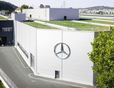 Mercedes-Benz to Produce Lithium-Ion Cells at Untertürkheim Site