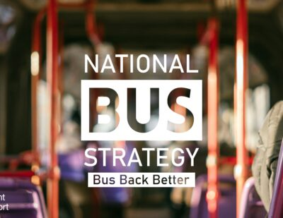 Prime Minister Launches £3 Billion Bus Strategy for England