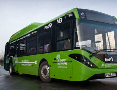 First Bus to Invest over £35m in Green Transport for Glasgow