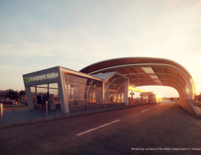 HNTB Awarded Contract for New Miami-Dade Transitway