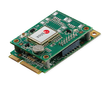 High Precision Multiband GPS:GNSS + CAN mPCIe Module (GADN Series)