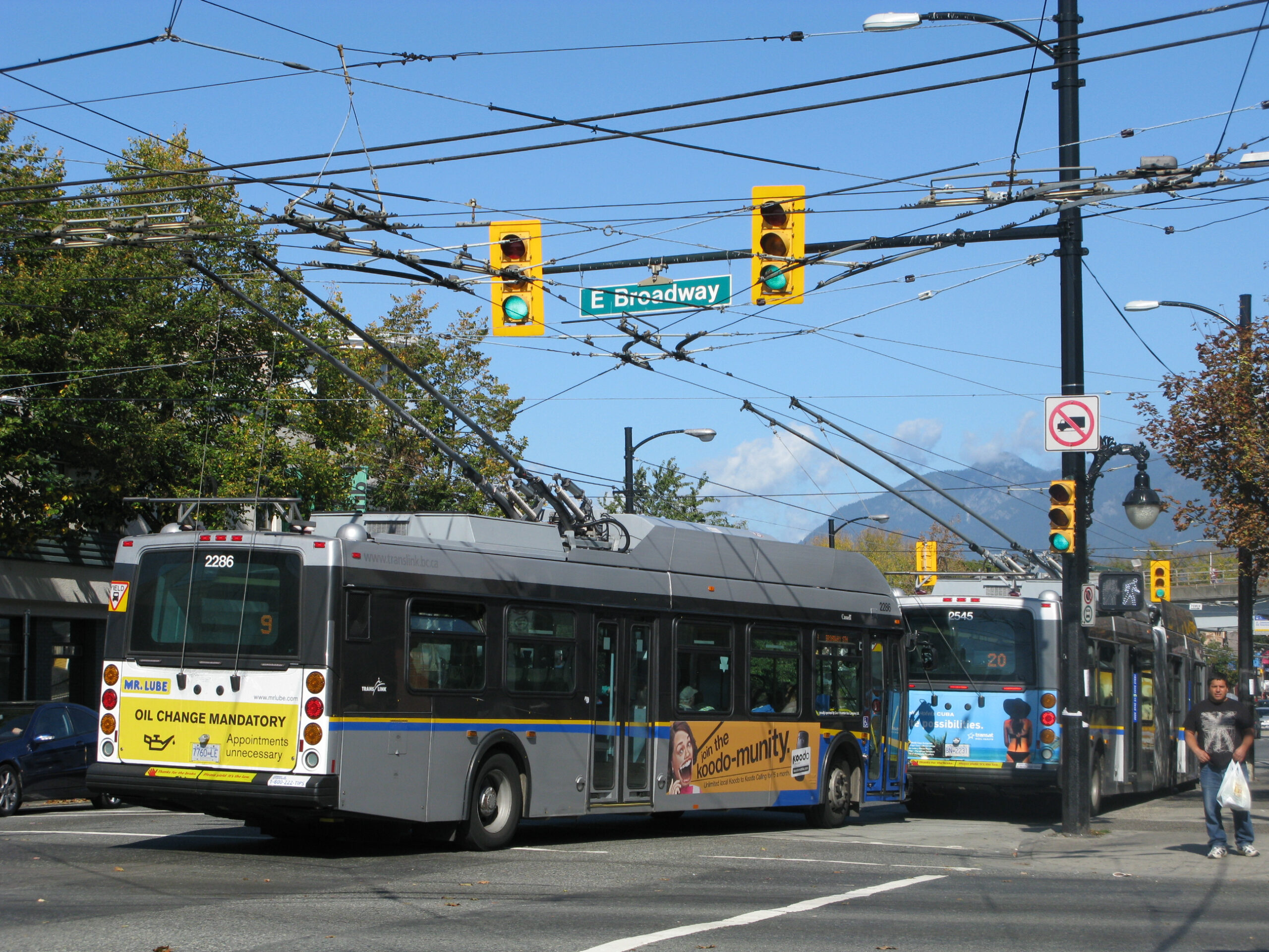 canada investing electrify transit