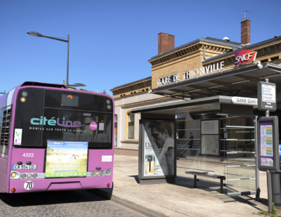 Keolis Wins a New Bus Contract in Thionville, France