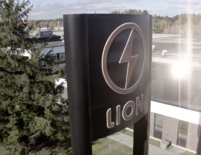Lion Electric: Battery Manufacturing Plant for Quebec