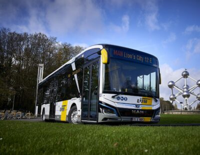 MAN Lion's City E Buses Making Their Mark Across Europe