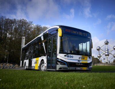 MAN Lion's City E Buses Making Their Mark Across Europe