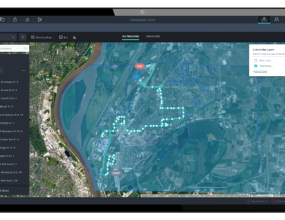 Optibus Raises $107 Million and Launches Geospatial Suite