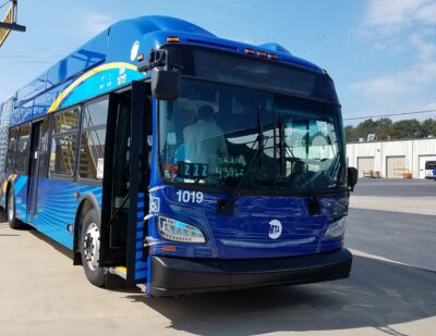 Allison Transmission's eGen Flex for New York City Transit Buses