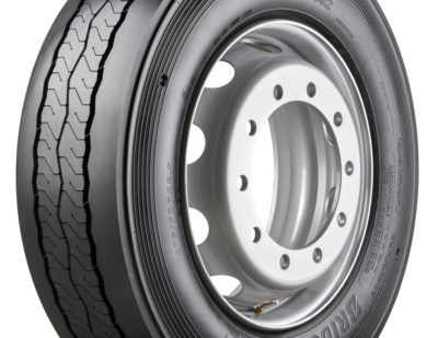 Bridgestone Unveils New Flagship High Mileage, Fuel Saving Bus Tyre