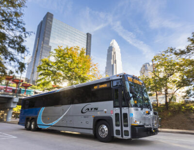 Charlotte City Council Approves Electric Bus Pilot