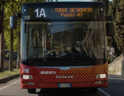Conduent Implements Passenger Counting System on Buses in Italy