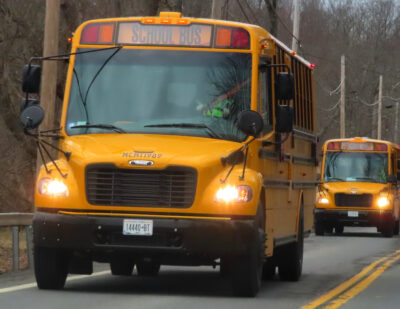 EPA Awards $10.5 Million to Clean Up 473 School Buses in 40 States