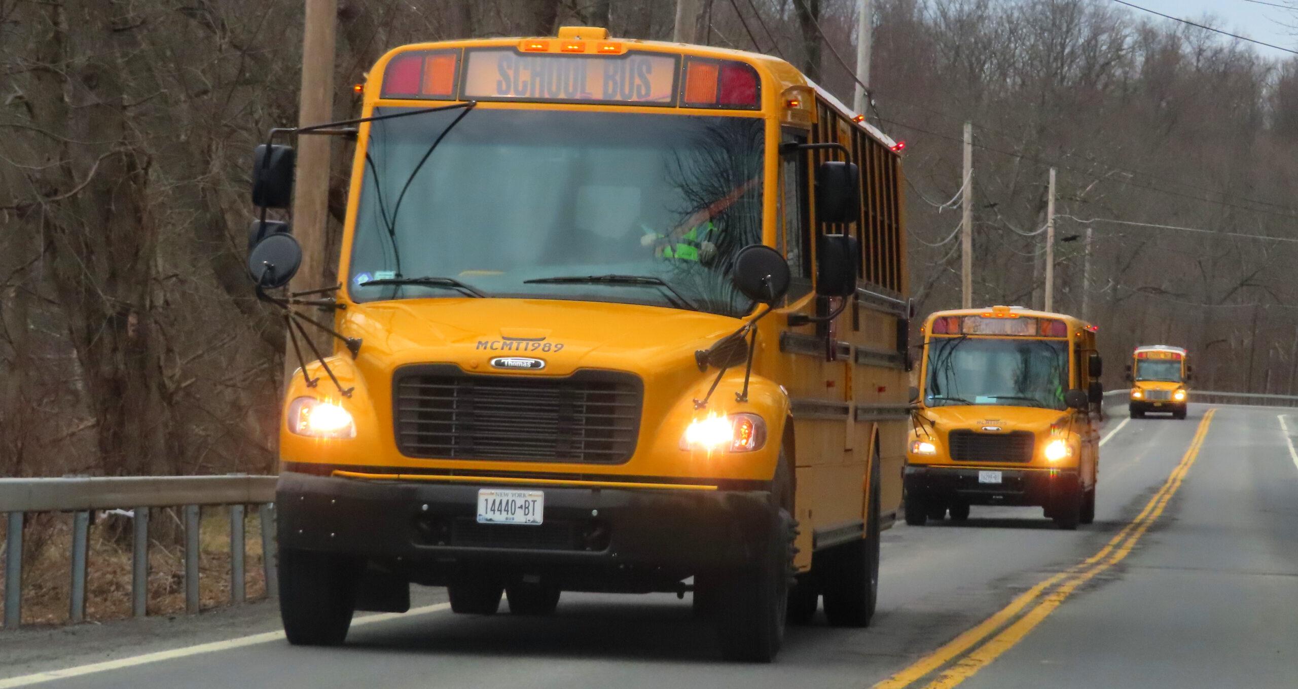 EPA school buses