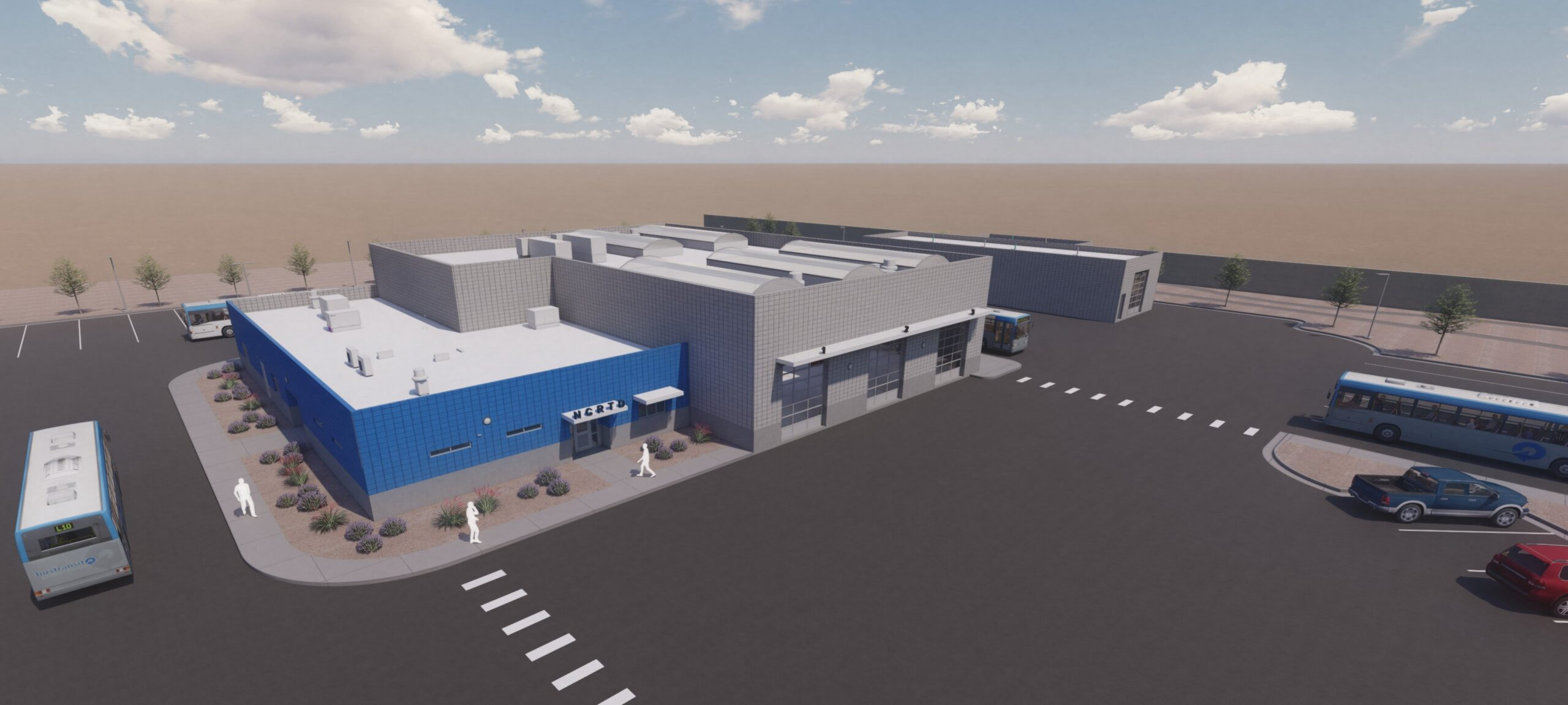 NCRTD facility