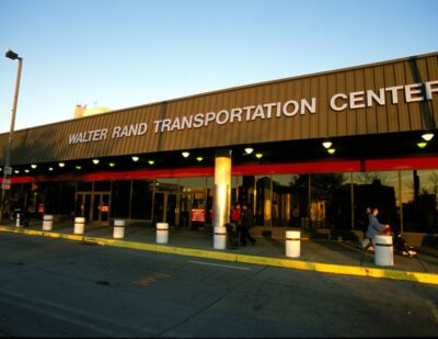 NJ TRANSIT Advances Walter Rand Transportation Center Improvement