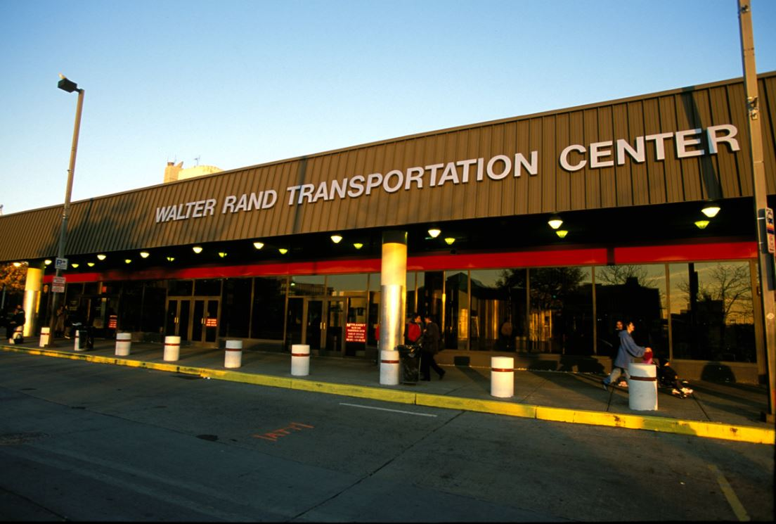 Walter rand center improvement
