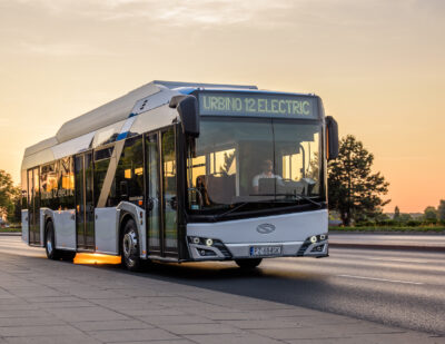 Solaris to Deliver Another 6 Electric Buses to Szczecin