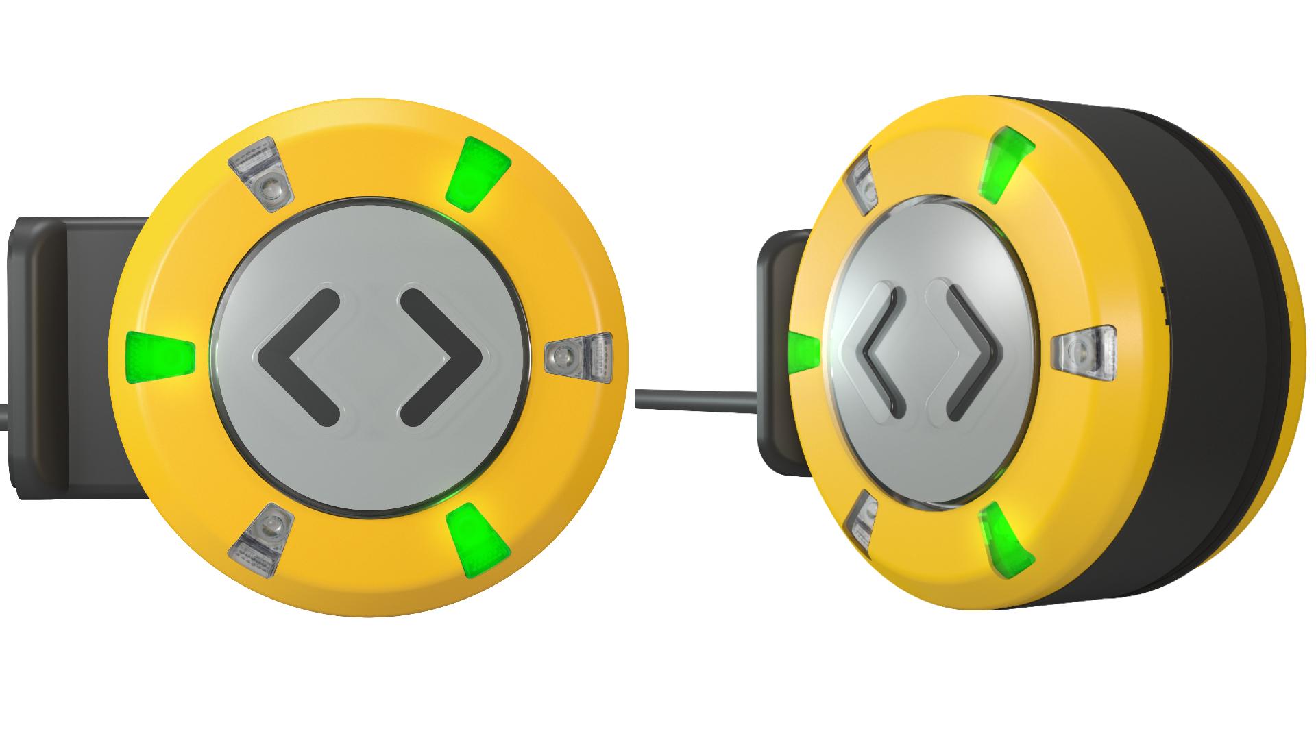 TSL-ESCHA PK52 Door Opening Push Button 02
