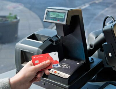 Ticketer-Contactless