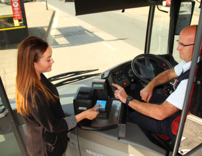 Ticketer Helps Isle of Man Transport Go Contactless