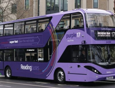 Reading Buses: Ticket to the Max with Ticketer