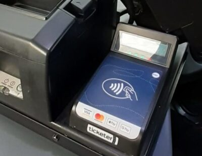 Sargeants Brothers Upgrades Fleet to Ticketer Contactless Technology