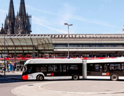 KVB Cologne Adds 51 Articulated Buses from VDL to Fleet