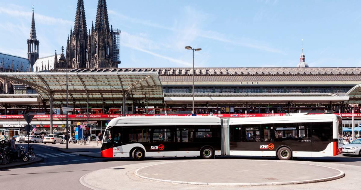 vdl KVB Cologne