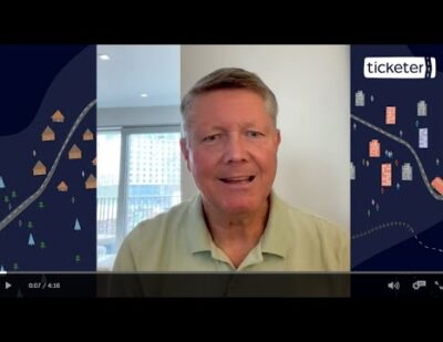 Ticketer Update from Andy Monshaw, Group CEO