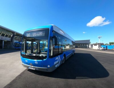 BYD Deliveries Start in Spain's Largest Ever eBus Order