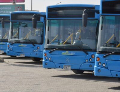 Mwasalat Misr Brings Smart Mobility to Cairo with LIT Transit