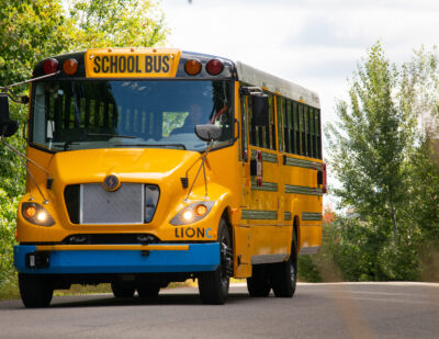 First Student and Lion Electric: Largest Zero-Emission School Bus Order