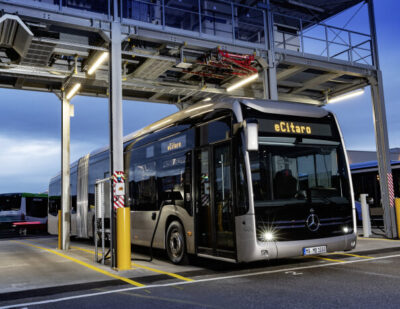 Mercedes-Benz Wins Tender for 54 Electric Buses in Basel