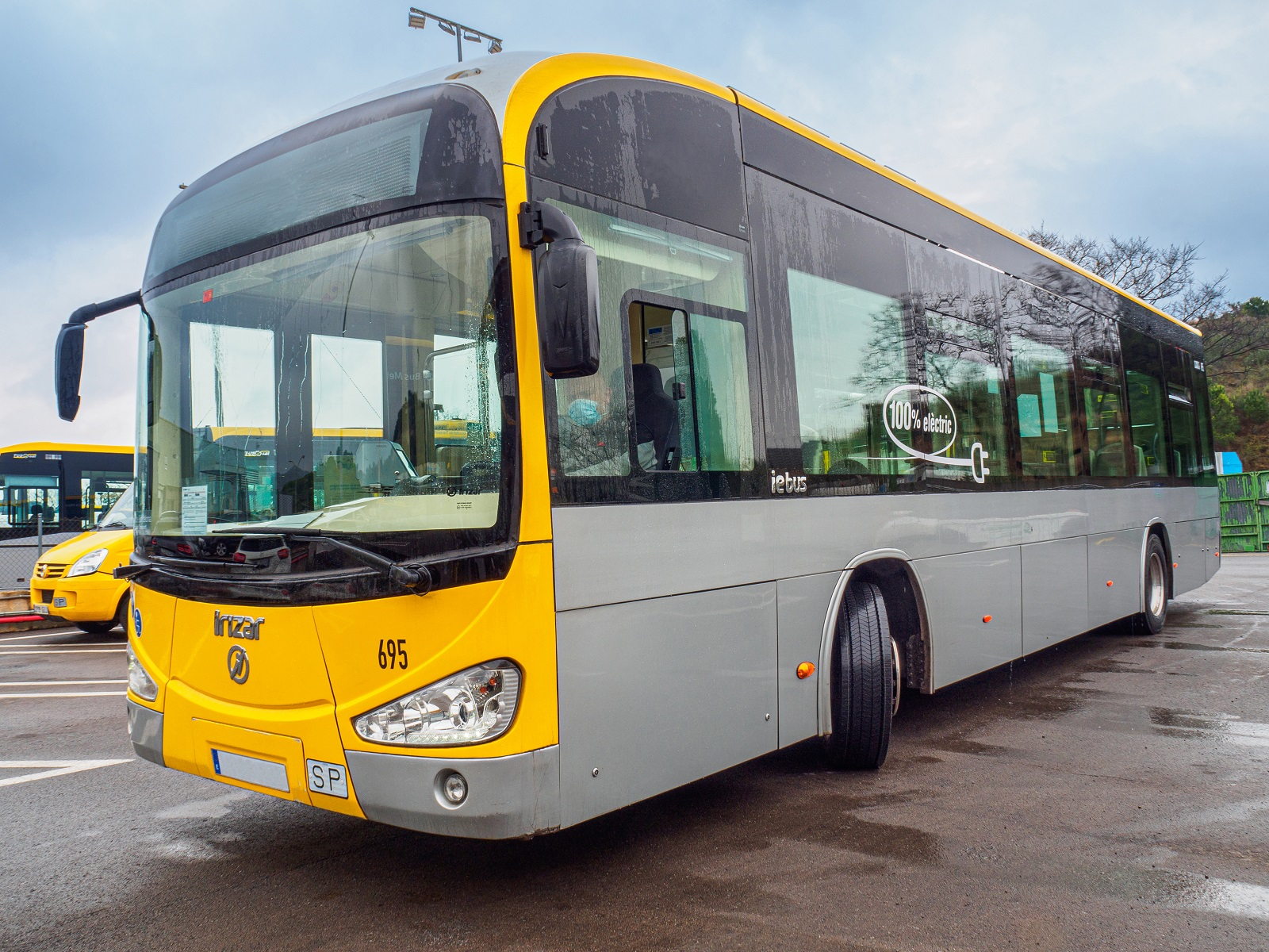 michelin electric buses