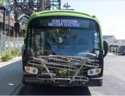 NJ TRANSIT Unveils Roadmap to 100% Zero-Emissions Bus Fleet