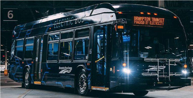 nova bus Brampton
