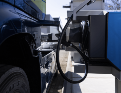 ROCSYS Raises $6.3M to Scale Up Robotic EV Charging Activities