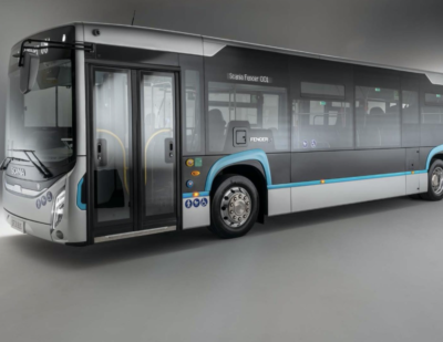 Scania Launches the Fencer f1 of the New Fencer Bus Range