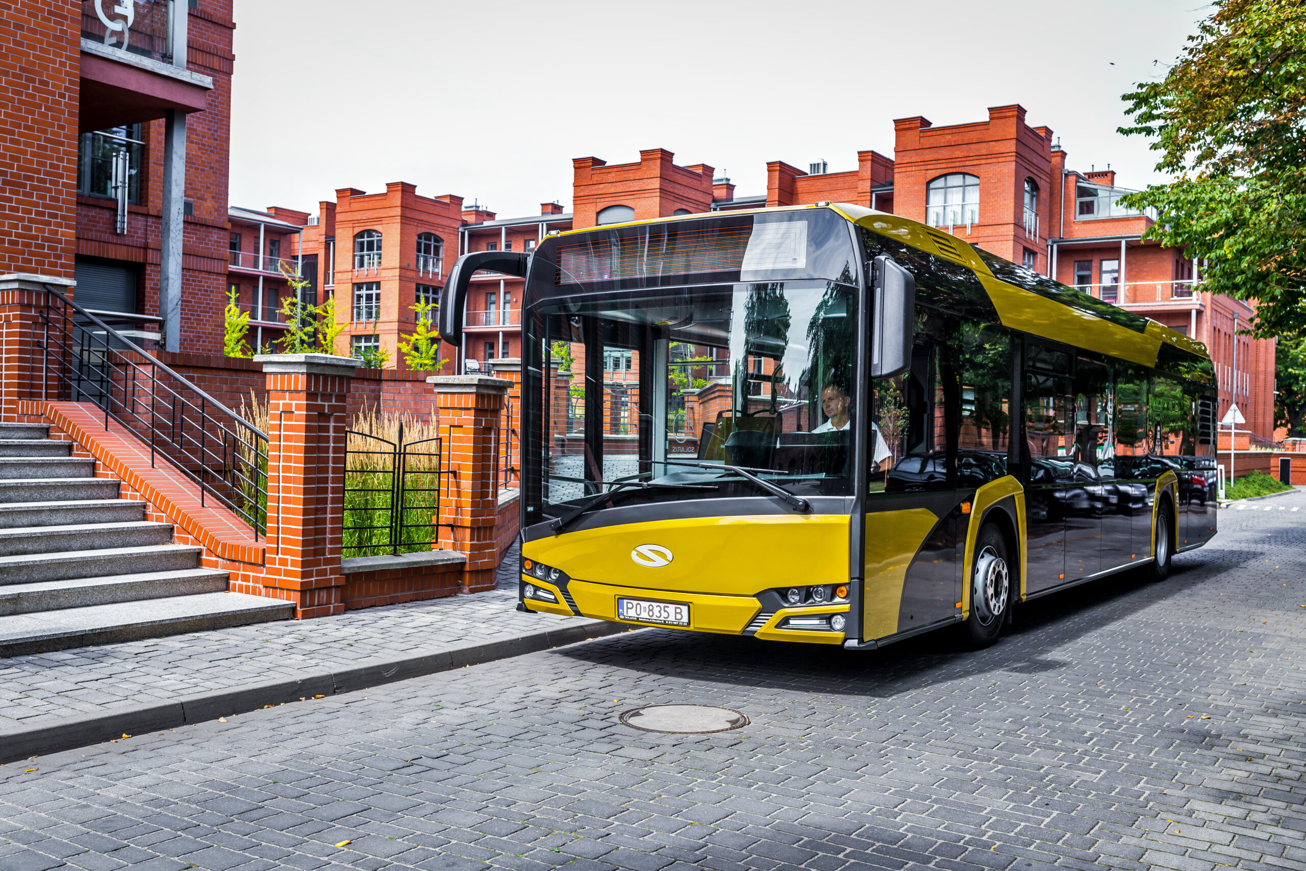 solaris Barcelona buses