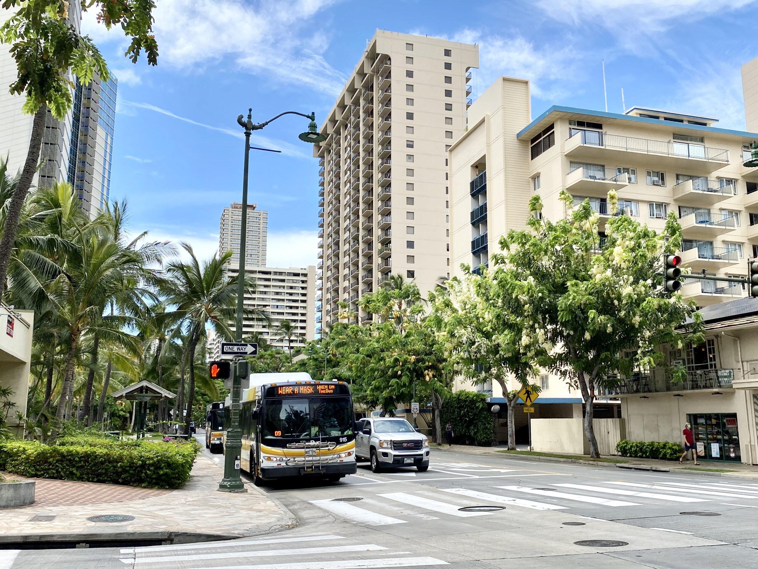 Hawaiian Electric electric bus