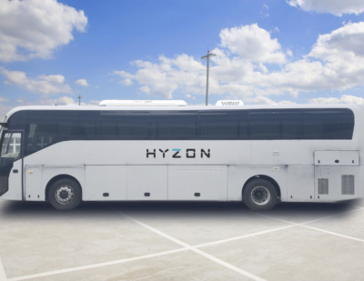 Hyzon Motors to Deliver First Hydrogen-Powered Coach Fleet to Australia